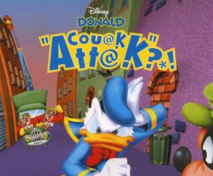 Donald Couak Attack ?*! sur PS3