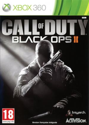 Call of Duty : Black Ops II sur 360