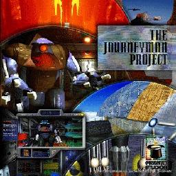 The Journeyman Project sur Mac
