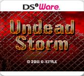 GO Series Undead Storm sur DS