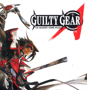 Guilty Gear XX Accent Core Plus sur PS3