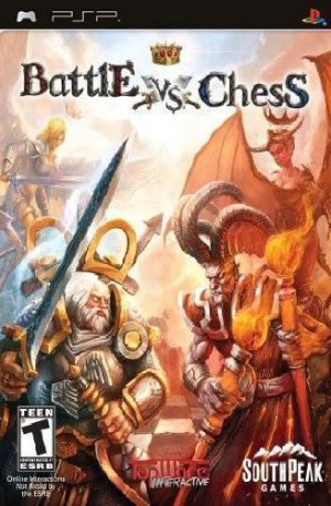 Battle vs Chess sur PSP