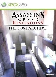 Assassin's Creed : Revelations : L'Archive Perdue sur 360