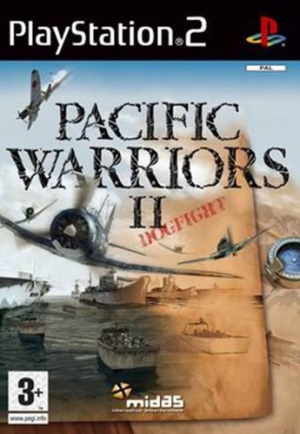 Pacific Air Warriors II sur PS2