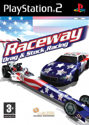 Raceway : Drag & Stock Racing sur PS2