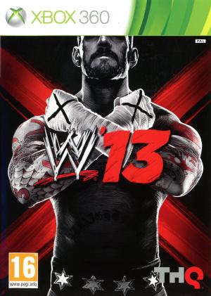 WWE'13 sur 360