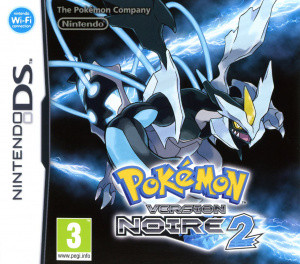 Pokémon Version Noire 2 (DS)