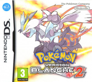 Pokémon Version Blanche 2 sur DS