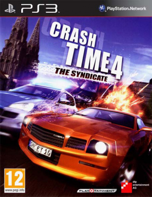 Crash Time 4 : The Syndicate sur PS3