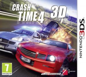 Crash Time 4 3D sur 3DS