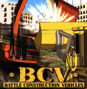 BCV : Battle Construction Vehicles