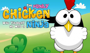 Ninja Chicken sur Android