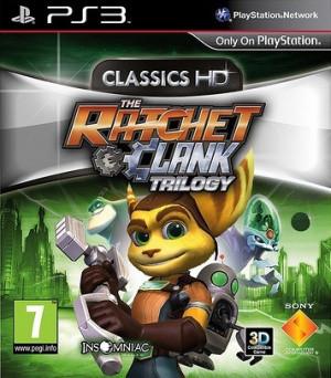 The Ratchet & Clank Trilogy sur PS3