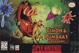 Timon & Pumbaa s'Eclatent dans la Jungle