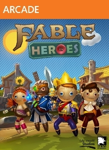 Fable Heroes sur 360