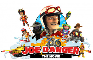 Joe Danger 2 : The Movie sur 360