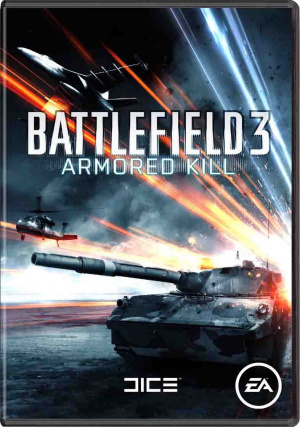 Battlefield 3 : Armored Kill sur 360