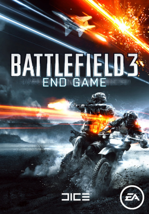 Battlefield 3 : End Game sur 360