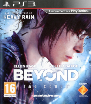 Beyond : Two Souls sur PS3