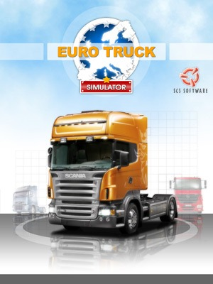 Euro Truck Simulator sur Mac