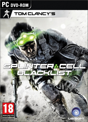 Splinter Cell Blacklist sur PC