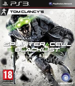 Splinter Cell Blacklist sur PS3