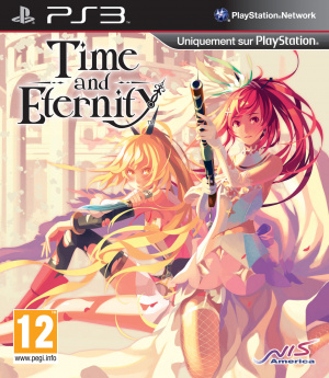 Time and Eternity sur PS3