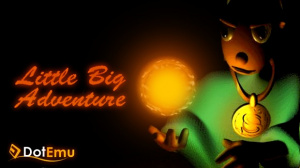 Little Big Adventure sur iOS