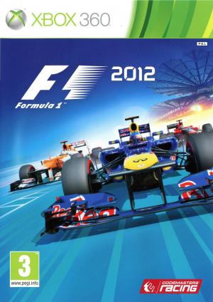 F1 2012 sur 360