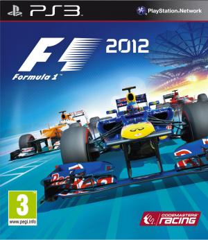 F1 2012 sur PS3