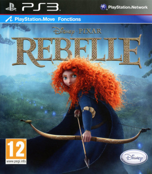 Rebelle sur PS3