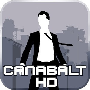 Canabalt HD sur Android