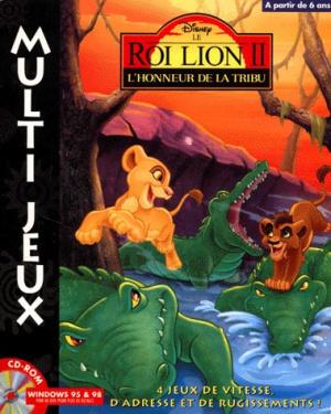 Le Roi Lion II : L'Honneur de la Tribu sur PC