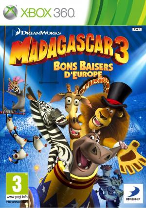 Madagascar 3 : Bons Baisers d'Europe sur 360