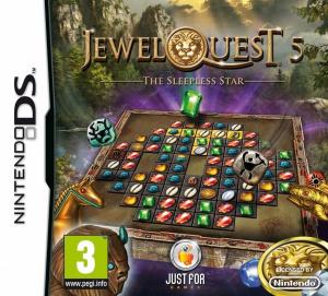 Jewel Quest 5 : The Sleepless Star sur DS