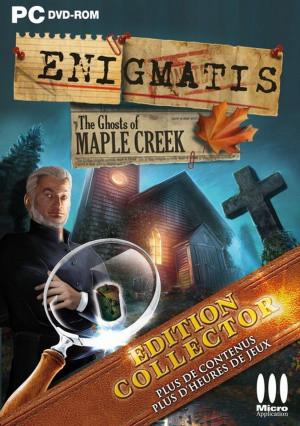 Enigmatis : Les Arcanes de Maple Creek sur PC