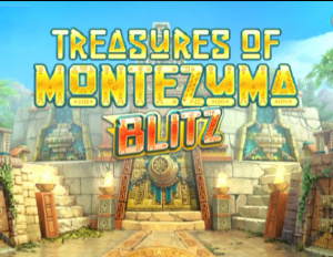 Treasures of Montezuma Blitz sur Vita