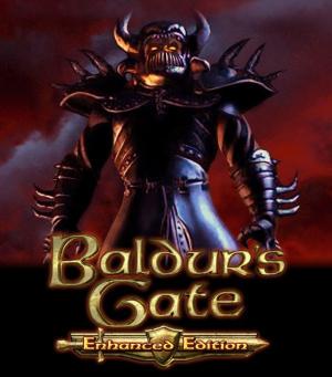 Baldur's Gate : Enhanced Edition sur iOS
