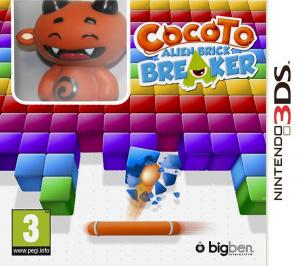 Cocoto Alien Brick Breaker [CIA]
