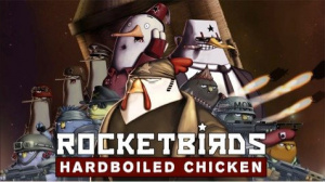 Rocketbirds : Hardboiled Chicken sur Vita