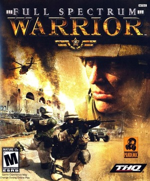 Full Spectrum Warrior sur PS3