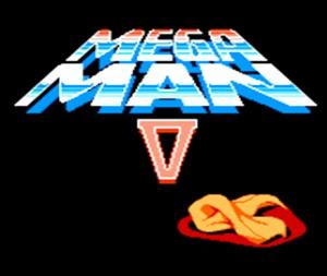 Mega Man 5 sur Wii