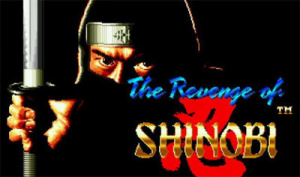 The Revenge of Shinobi sur PS3