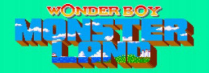 Wonder Boy in Monster Land - Arcade