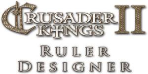 Crusader Kings II : Ruler Designer