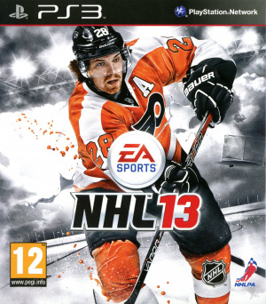 NHL 13 sur PS3