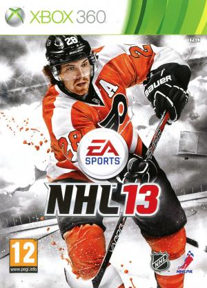 NHL 13 sur 360