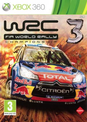 WRC 3 sur 360