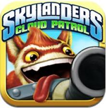 Skylanders Cloud Patrol sur iOS