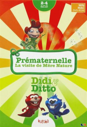 Didi et Ditto : Prématernelle - La Visite de Mère Nature